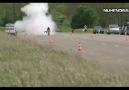 Roket Yakıtlı Dağ Bisikleti ile Rekor Kırmak