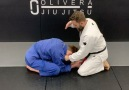Rolling Loop & X Choke - Olivera Jiu Jitsu & Fitness Academy