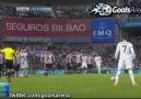 Ronaldo dan  Muhteşem Frikik !