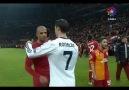 Ronaldo'nun Sabri'yi Takmaması