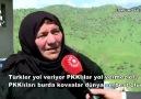 Rudaw muhabirini röportaj yaptığına pişman eden teyze )