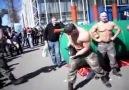 Rusya'da tava büken vücutcular