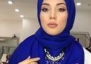 RÜYA EŞARP - Özel Günler için Şal Bağlama Modeli Facebook
