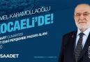 Saadet Partisi Dilovası İlçe Başkanlığı le 18 mars