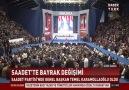 SAADET PARTİSİ'NDE GENEL BAŞKANLIK KOLTUĞU EL DEĞİŞTİRDİ