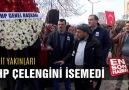 Samsun'da şehit yakınlarından CHP tepkisi
