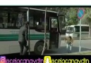 Samsunda sıradan bir otobüs muavini Dublaj