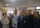 Samsun Gazeteciler cemiyetinde Cumhuriyet Gazetesiyle ilgili açıklamamız.