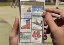 Samsung Galaxy Note 3 Reklam Videosu