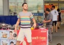 Şangay'ı Trolleyen Genç Canjevo