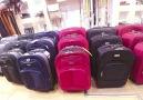 Saraç Deri Trabzon valiz dünyası