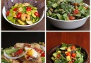 11 Satisfying Salads For Avocado Lovers
