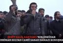 Şehit Halil Kantarcı'nın son konuşması mücadele ve şehadet