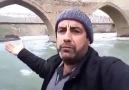 Şelale Gören adam Palu Köprüsünde D
