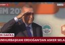 Selami Haktan - Başkomutan Erdoğan&asker selamı..