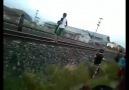 Selfie Çekerken Korkunç Kazayı Kaydetti