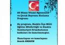 Semih Szgn - 23 Nisan Ulusal Egemenlik ve Çocuk...