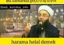 Şeriatın aleyhine Konuşan namaz kılsa da... - Cübbeli Ahmet Hoca Farkın Tek Adresi.