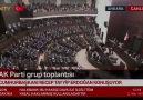 Serkan Öztürk - AKP Grup Toplantısında Gündoğdu Marşı