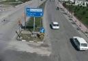 Sevdamız Demirci - Manisa mobese kameraları kaza görüntüleri Facebook