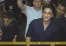 Shah Rukh Khan at Aanand Rai's birthday bash last night (28/6/...