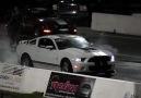 2013 Shelby GT500 Mustang Drag Run