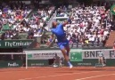 Shot of the day - Day 3 French Open 2015