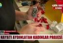Show Ana Haber - Mahallesinin elektrikçi ablası! Facebook