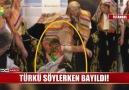 Show Ana Haber - TÜRKÜ SÖYLERKEN BAYILDI! Facebook