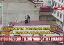 Show Ana Haber - UYDU BOZULDU TELEVİZYONU ÇATIYA ÇIKARDI! Facebook