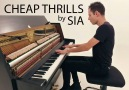 Sia's Cheap Thrills on Piano