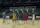 Sickest NBA ad ever! How in the world did they do that!