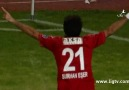 Sivasspor 2-0 Konyaspor  Gol Burhan Eşer