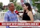 Siyah Şerit - recep tayyip erdoğan dünya lideri mi...