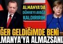Siyaset Masası - Erdoğan Merkel&&Dünyayı Ayağa Kaldırırım&