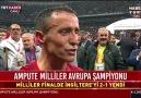 Sizinle gurur duyuyoruz! Ampute Futbol Milli Takımımız Avrupa şampiyonu!