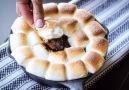 Smore's Brownie Skillet  Clean Eats