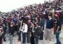 SOMASPOR Siyahİnciler taraftar şov