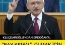 Son Dakika - Kılıçdaroğlu&kendisine diyen...