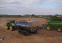 Soya hasadı! John Deere ile!