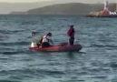 Sözcü Gazetesi - Hesabı ödememek için denize atladı