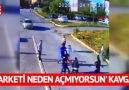 Sözcü Gazetesi - Pendik&&neden açmıyorsun&kavgası kamerada Facebook