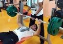 Spor Hayatına Benck Press'ten 70 Kiloyla başlamak :)