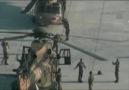 'Suikast timi'ni taşıyan helikopterlerin görüntüleri