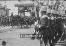 SULTAN REŞAD VE OSMANLI ASKERLERİ, 1910
