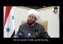 Suriye Baş Müftüsü Türk Gençlerin Sorularını Yanıtlıyor (BÖLÜM 1)