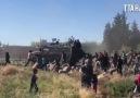Suriye de Devriye Atan Türk -Rus... - Bozkurtlar Ordusu T