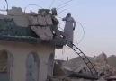 Suriyeden içimizi burkan ezan