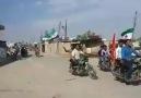 Suriye'de zafer kutlamaları yapıldı