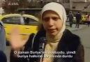 Suriye Halkı Türkiye Hakkında ne söylüyor?